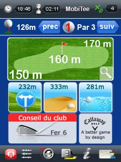 Mobitee Golf GPS Assistant