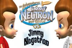 Adventures of Jimmy Neutron Boy Genius vs Jimmy Negatron