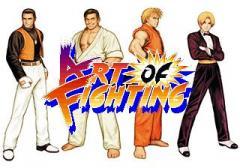 Art of fighting (Sega)