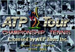 ATP: Tour championship tennis