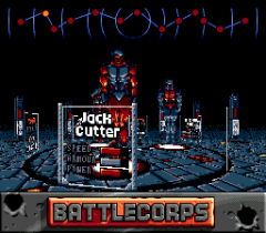 Battlecorps (Sega CD)