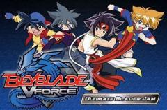 Beyblade V-Force: Ultimate Blader Jam