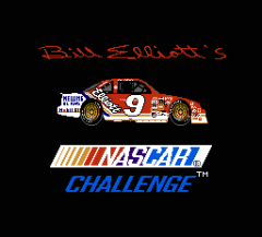 Bill Elliott Nascar Challenge