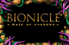 Bionicle Maze of Shadows