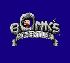 Bonk Adventure