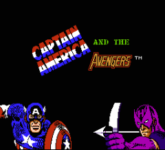 Captain America: The Avengers