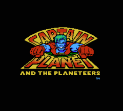 Captain Planet: The Planeteers