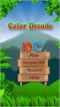 Color Decode