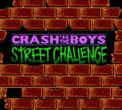 Crash and the Boys: Street Challenge