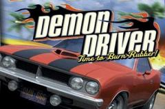 Demon driver: Time to burn rubber!