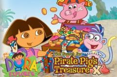 Dora the explorer: The search for pirate pig's treasure
