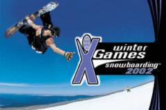 ESPN Winter x-games: Snowboarding 2002