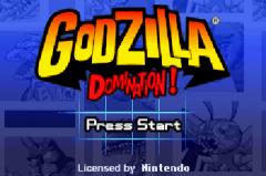 Godzilla Domination!