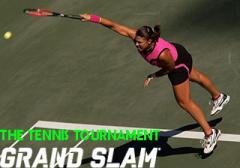 Grand slam: The tennis tournament