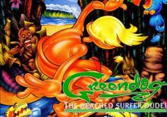 Greendog: The beached surfer dude!