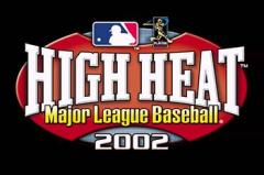 High heat: Major league baseball 2002