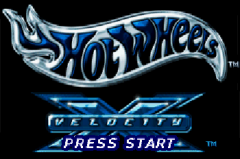 Hot Wheels: Velocity X