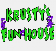 Krusty Fun House