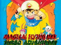 Magical flying hat: Turbo adventure!