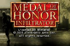 Medal of Honor: Infiltrator