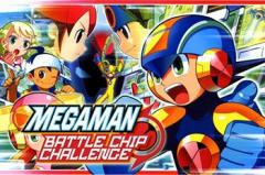 Megaman: Battle chip challenge