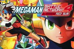 Megaman: Battle network 4. Red sun