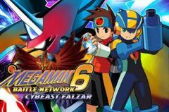 Megaman: Battle network 6. Cybeast Falzar