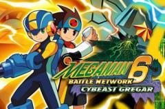 Megaman: Battle Network 6. Cybeast Gregar