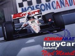 Newman/Haas IndyCar featuring Nigel Mansell