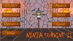 Ninja Survive II