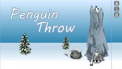 Penguin Throw