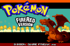 Pokemon: Fire Red Version