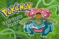 Pokemon: Leaf Green Version