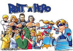 Rent a hero