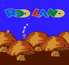 Rod Land