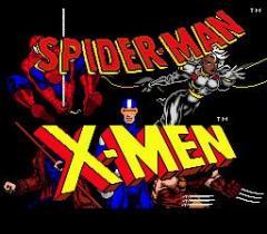 Spider-man X-Men: Arcade's revenge