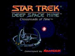 Star Trek: Deep space nine - crossroads of time