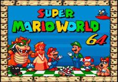 Super Mario world 64