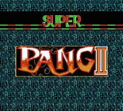 Super Pang 2