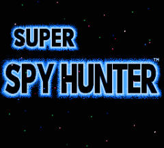 Super Spy Hunter
