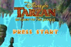 Tarzan Return to the Jungle