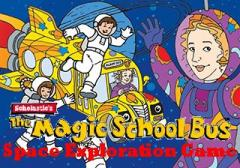 Scholastic's the magic school bus: Space exploration game