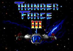 Thunder Force 3