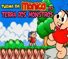 Turma da Monica na Terra dos Monstros