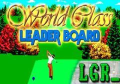 World class leader board golf