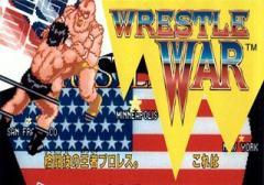 Wrestle war