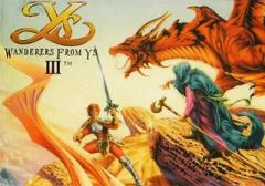 Ys 3: Wanderers from Ys