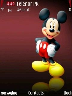 Micky Mousem