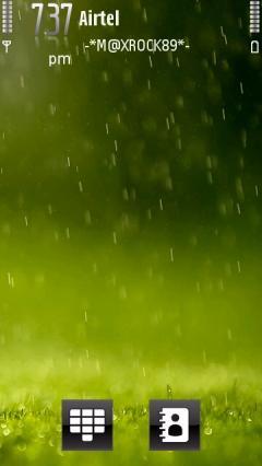 Raining Nature