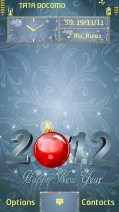2012 Happy New